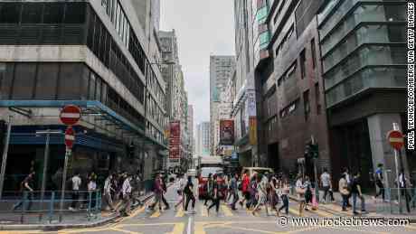 Hong Kong stocks jump as investors shrug off US-China tensions – CNN