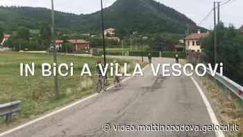 Luvigliano di Torreglia in bici, la maestosa bellezza di villa dei Vescovi - il mattino di Padova