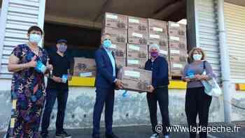 Auch. 22 000 masques pour les Auscitains - LaDepeche.fr