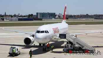 Dal 13 giugno riparte il volo Zurigo - Brindisi - Brindisi Oggi, news Brindisi notizie Brindisi e provincia - BrindisiOggi