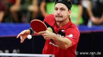 """""""Ziel vor Augen"""": Tischtennis-Star Boll freut sich auf Düsseldorf Masters - RAN"""