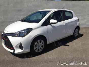 Vendo Toyota Yaris 1.0 5 porte Active usata a Bressanone/Brixen, Bolzano (codice 7562442) - Automoto.it