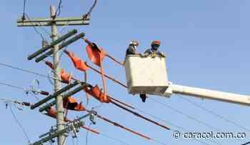 Por mejoras de redes, no habrá energía en varias poblaciones de Bolívar - Caracol Radio
