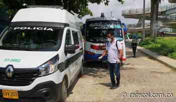 Por el Coronavirus, cierran los ingresos al municipio de Arjona, Bolívar - Caracol Radio