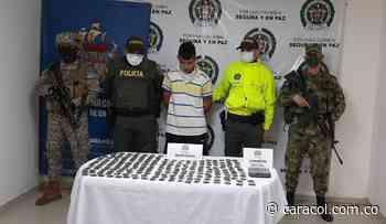 Armada captura a presunto jíbaro en San Pablo, sur de Bolívar - Caracol Radio