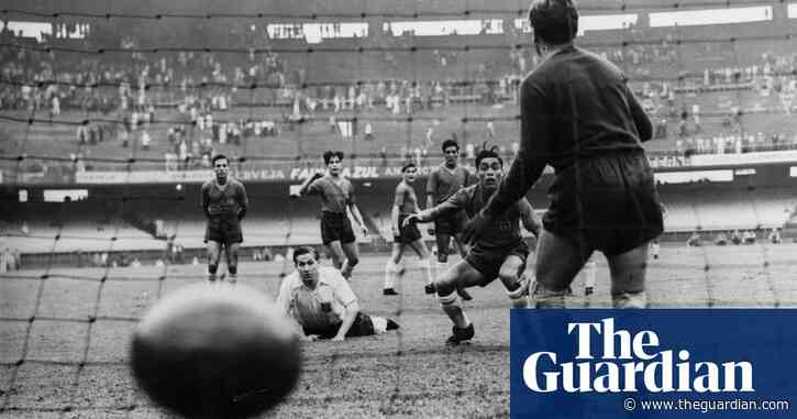 England's first World Cup adventure was a voyage of the damned |  Neil Duncanson