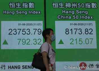 Asian stocks rebound after Trump avoids reigniting trade war