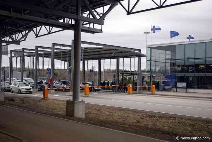 Finland in pain as border closure blocks Russian tourists