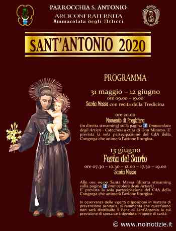 Martina Franca: quest'anno niente distribuzione del pane per Sant'Antonio - Noi Notizie. - Noi Notizie