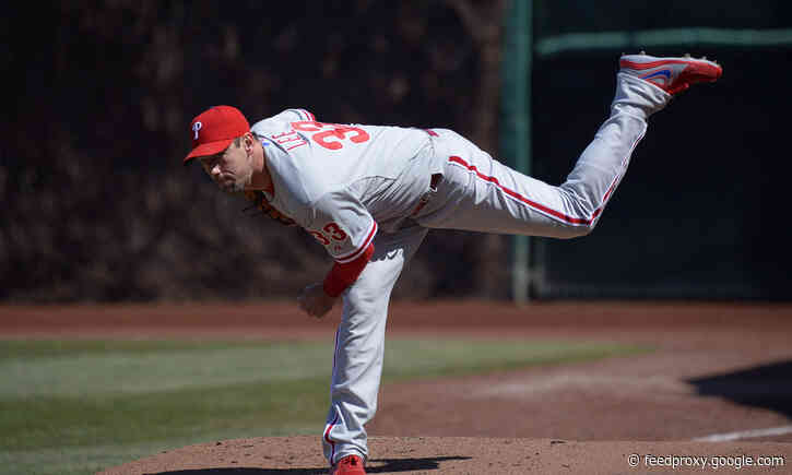 Phillies Nation to honor Cliff Lee in June