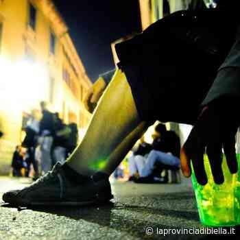 Ragazzi ubriachi a Valle Mosso lanciano bottiglie per strada - La Provincia di Biella