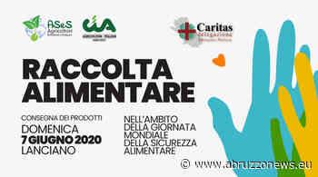 Raccolta alimentare a favore della Caritas il 7 giugno a Lanciano - Abruzzonews