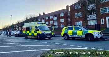 Lockdown sees Sandwell's crime rates drop - Birmingham Live