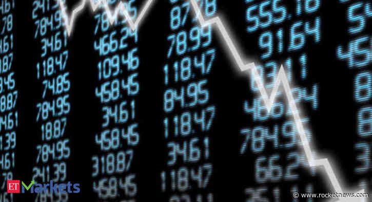 Stock market update: 12 stocks hit 52-week lows on NSE – Economic Times