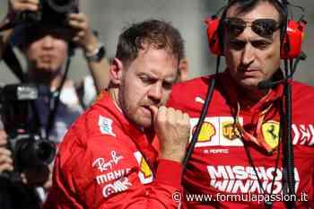 """Hakkinen difende Vettel: """"In Ferrari schiacciato da critiche e... - FormulaPassion.it"""