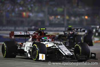 """Formula 1, Giovinazzi: """"Ho imparato a controllare meglio lo stress. Sulle gare virtuali…"""" - Il Pallone Gonfiato"""