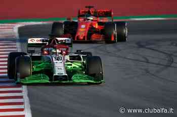 Ecco come funziona il sistema ad handicap aerodinamico in Formula 1 - ClubAlfa.it