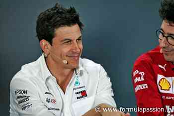 Mercedes si oppone alla gara sprint di... - FormulaPassion.it