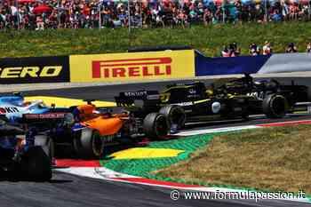 Doppio Red Bull Ring: possibili 500... - FormulaPassion.it