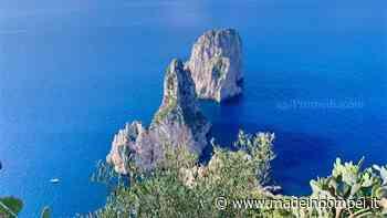 Capri, il risveglio della natura all'alba è uno spettacolo - Made in Pompei