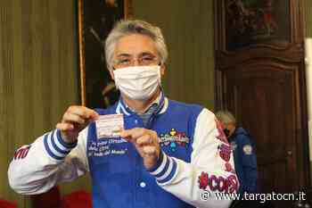 Alba, i sei motoclub albesi incontrano il sindaco per promuovere l'associazione Mettinmotolavita e la nuova lotteria benefica - TargatoCn.it