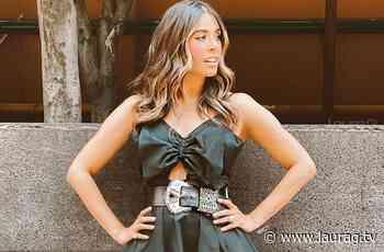 Galilea Montijo presume diminuta cintura con sexy baile – Laura G - laurag.tv