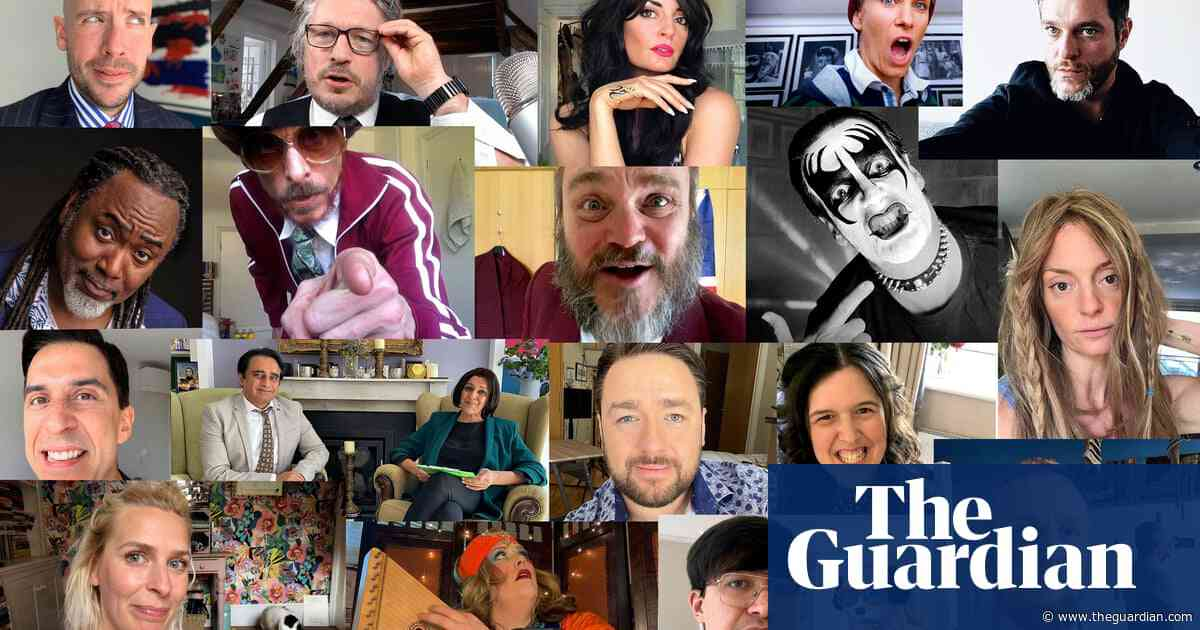 TV tonight: Britain's comedians provide light relief in lockdown - The Guardian