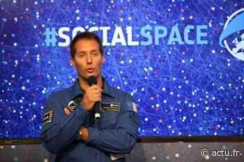 Toulouse. Thomas Pesquet sera le premier Européen à voyager dans l'espace avec Space X - actu.fr