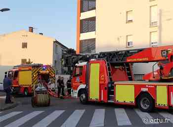 Une fumée noire se dégage dans le ciel, au nord de Toulouse : ce qu'il s'est passé - actu.fr