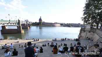 À Toulouse, c'est la fête tous les soirs sur les berges de la Garonne - LaDepeche.fr