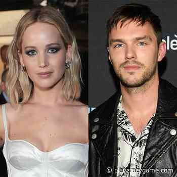 Nicholas Hoult explains how it has been to work with Jennifer Lawrence as his ex-girlfriend - Play Crazy Game