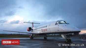 Loganair flights relaunch from Aberdeen to Birmingham and Newcastle