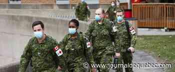 Trudeau et son armée