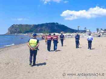 """Bacoli, ripulite le spiagge libere: """"Tuteliamo la salute di tutti"""" - anteprima24.it"""