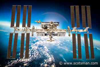International Space Station tracker: can you see the ISS fly over Scotland in June? - The Scotsman