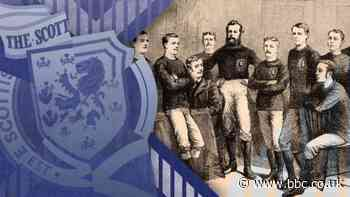 National Treasures: The birth of the Scotland national team - BBC News