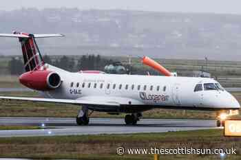Coronavirus Scotland: Loganair flights from Aberdeen to resume from today - The Scottish Sun