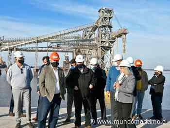 Uruguay busca reactivar los puertos de Juan Lacaze, Colonia y Nueva Palmira a fin de impulsar el desarrollo local - MundoMaritimo.cl
