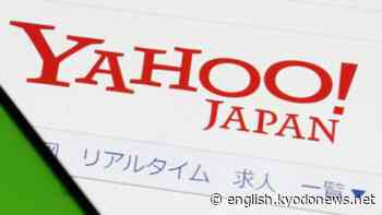 Yahoo to offer social media firms AI tech that detects abusive posts - Kyodo News Plus