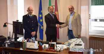 Macerata, dopo 40 anni di servizio va in pensione il Sostituto Commissario Romeo Renis - Picchio News