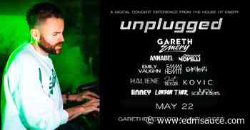 Gareth Emery Announces First-Ever UNPLUGGED Digital Concert Featuring the Greatest Vocalists in Trance Music - EDM Sauce