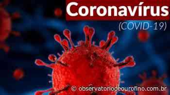 Sobe para 13 o número de casos confirmados de coronavírus em Jacutinga - Observatório de Ouro Fino