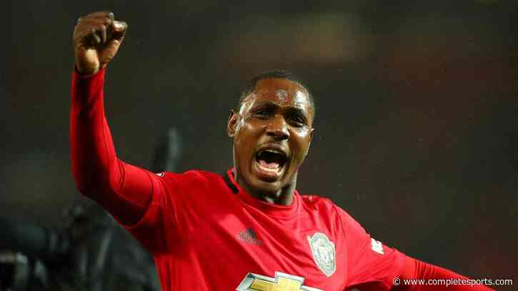 Ighalo Extends Manchester United Loan Deal Until January 2021
