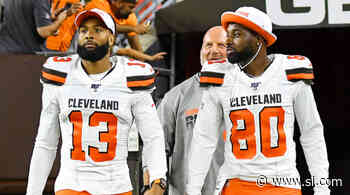 Jarvis Landry, Odell Beckham Jr Among Cleveland Browns Speak Out On Institutional Racism - Sports Illustrated