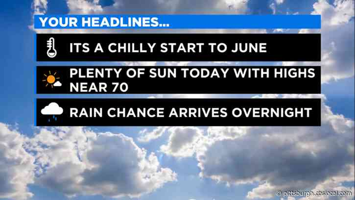 Pittsburgh Weather: Driest Month Of May In Over A Decade