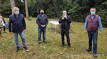 Fiumicino, Alessio Coronas incontra i vertici di Forza Italia - IlFaroOnline.it