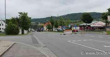 Furth im Wald: Grenzübertritt nur mit Berechtigung möglich - Oberpfalz TV