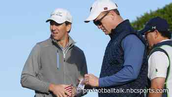 Peyton Manning preaches the gospel of preparation during lockdowns