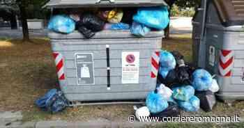 Da Lugo a Massa per gettare rifiuti, stangati dalle fototrappole - Corriere Romagna