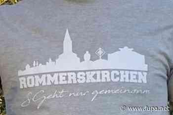Rommerskirchen zeigt mit T-Shirts Solidarität - FuPa - das Fußballportal
